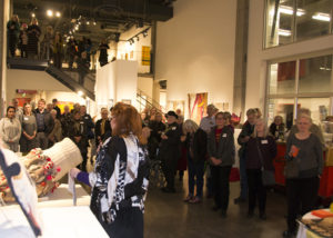 Schack Art Center Opening Fiber Fusion