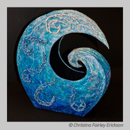 Upwelling by Christina Fairley Erickson