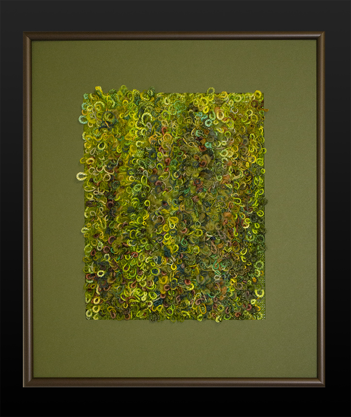Moss 1 by Christina Fairley Erickson